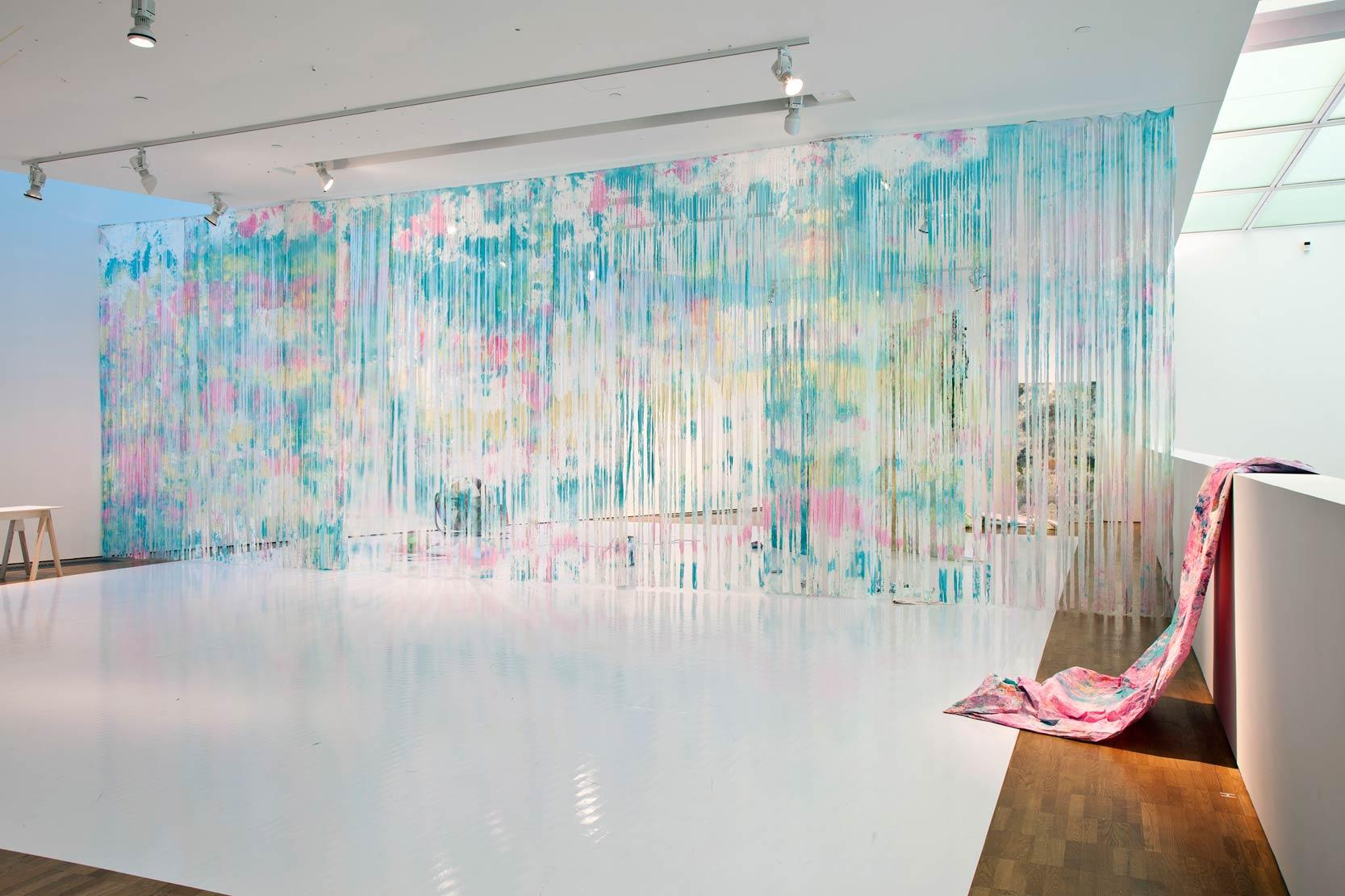 Blue Lagoon exhibition view, 2014. Photo by Anu Vahtra