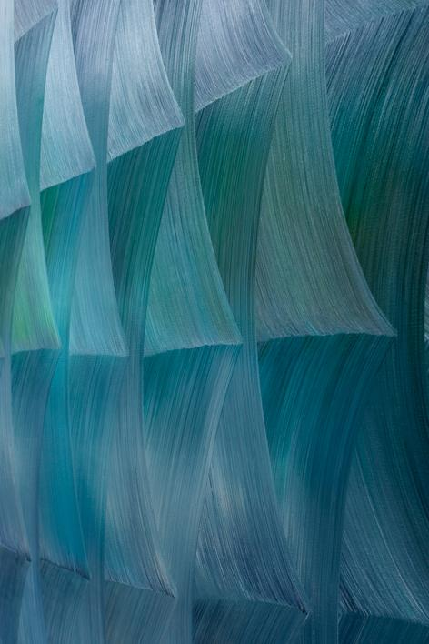 A big very dark painting, 122cm x 92cm, oil on canvas, 2012/ detail