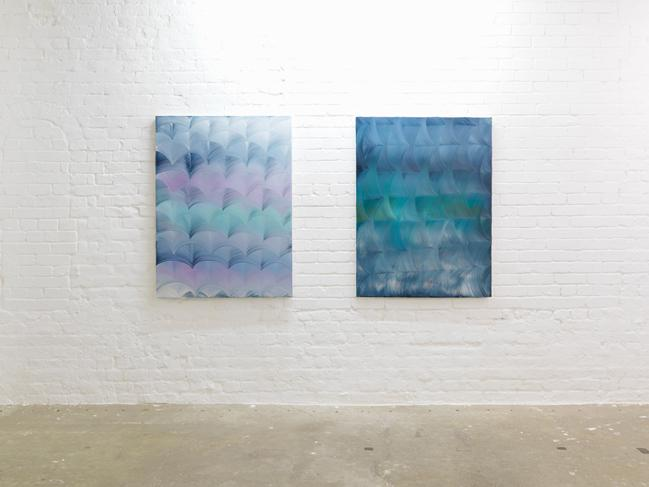 Installation view (photo by Michael Heilgemeir)