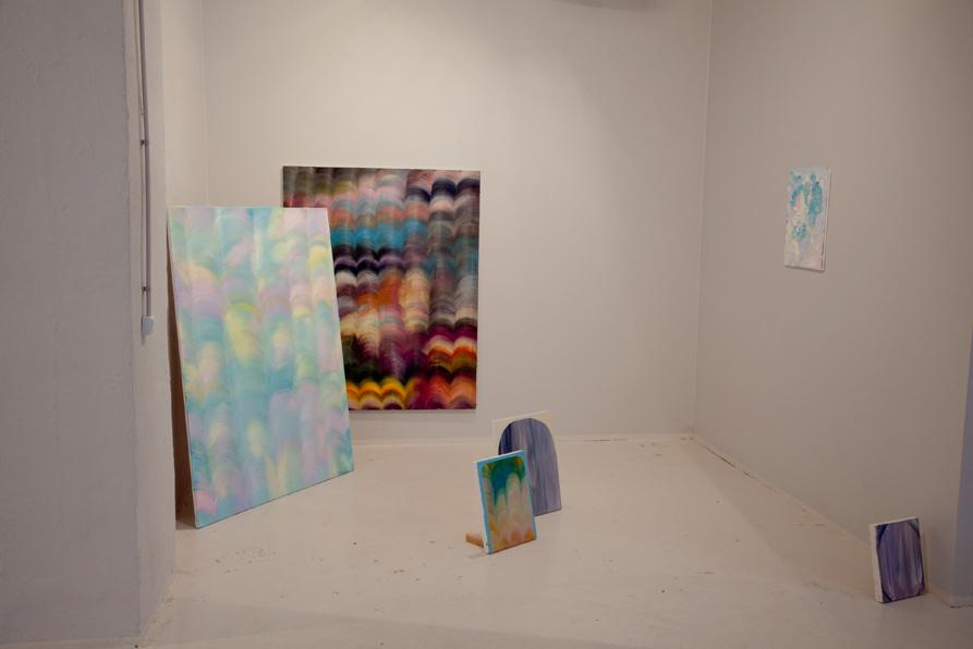 Exhibition view, Temnikova & Kasela gallery